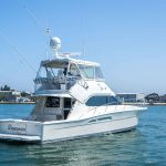 DEVOCEAN is a Riviera G2 Flybridge Yacht For Sale in San Diego-1