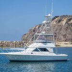 is a Phoenix Convertible Yacht For Sale in Dana Point-4