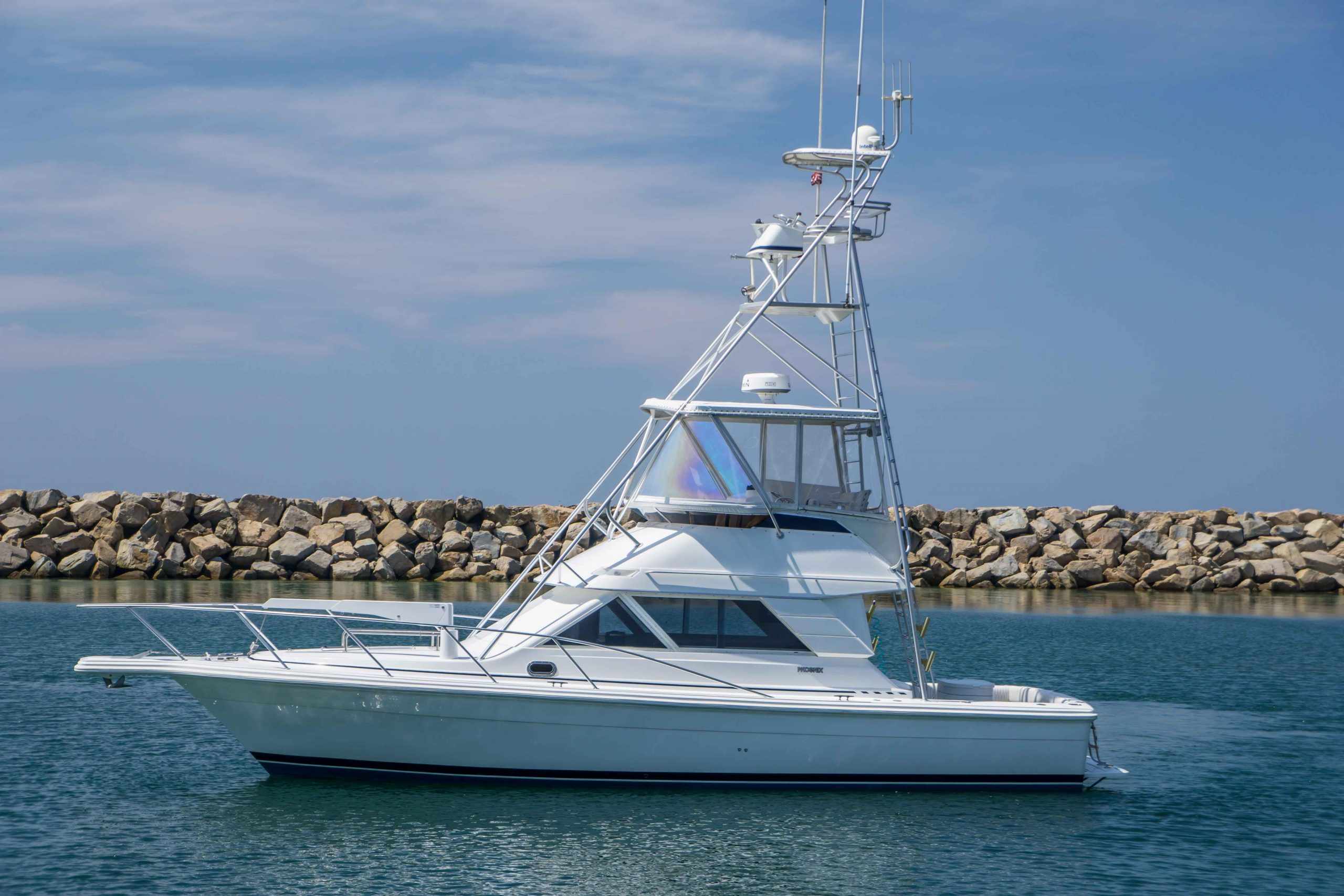 is a Phoenix Convertible Yacht For Sale in Dana Point-0