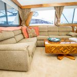 RUNS WILD is a Hatteras Enclosed Bridge Yacht For Sale in San Diego-22