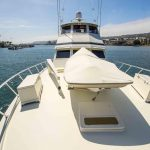 RUNS WILD is a Hatteras Enclosed Bridge Yacht For Sale in San Diego-6