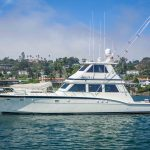 RUNS WILD is a Hatteras Enclosed Bridge Yacht For Sale in San Diego-3