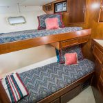 RUNS WILD is a Hatteras Enclosed Bridge Yacht For Sale in San Diego-33