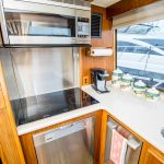 RUNS WILD is a Hatteras Enclosed Bridge Yacht For Sale in San Diego-18