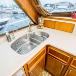 RUNS WILD is a Hatteras Enclosed Bridge Yacht For Sale in San Diego-17