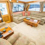 RUNS WILD is a Hatteras Enclosed Bridge Yacht For Sale in San Diego-10