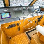 RUNS WILD is a Hatteras Enclosed Bridge Yacht For Sale in San Diego-27