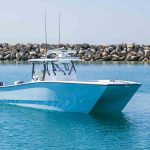 is a Freeman 37VH Yacht For Sale in Dana Point-4