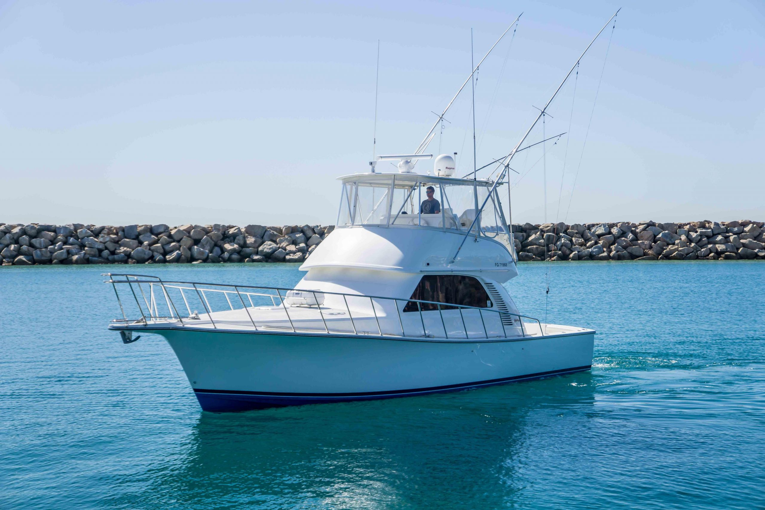 ROCK SOLID is a Henriques Convertible Yacht For Sale in San Diego-0