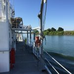 Morris is a Custom USCG Steel Cutter Yacht For Sale in Sacramento-14