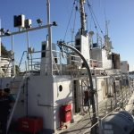Morris is a Custom USCG Steel Cutter Yacht For Sale in Sacramento-11