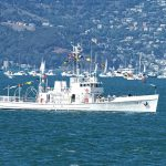 Morris is a Custom USCG Steel Cutter Yacht For Sale in Sacramento-2