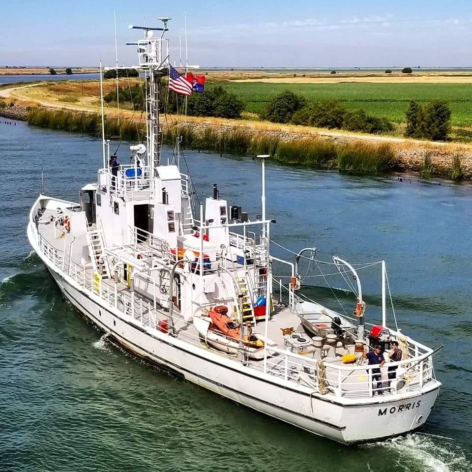 Morris is a Custom USCG Steel Cutter Yacht For Sale in Sacramento-0