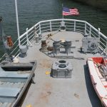 Morris is a Custom USCG Steel Cutter Yacht For Sale in Sacramento-22