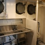 Morris is a Custom USCG Steel Cutter Yacht For Sale in Sacramento-40