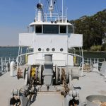 Morris is a Custom USCG Steel Cutter Yacht For Sale in Sacramento-7