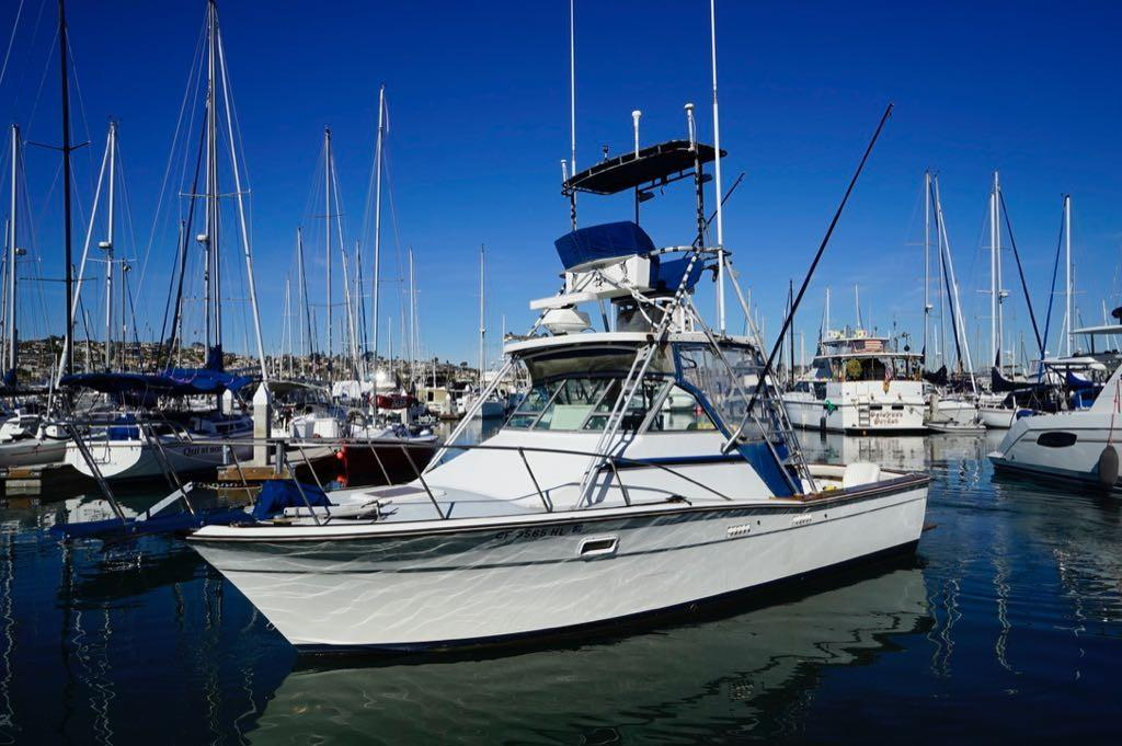 BARBARA ANNE is a Topaz 29 Express Fisherman Yacht For Sale in San Diego-0