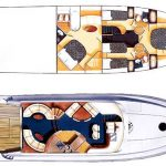 is a Fairline 65 Yacht For Sale in San Diego-47