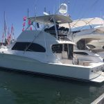 Addiction is a Cavileer 48 Convertible Yacht For Sale in Mission Bay-1