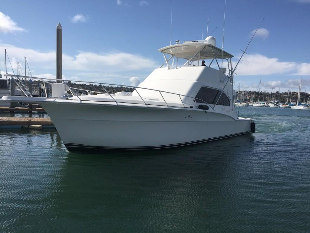 Addiction is a Cavileer 48 Convertible Yacht For Sale in Mission Bay-0