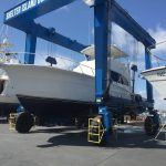 Addiction is a Cavileer 48 Convertible Yacht For Sale in Mission Bay-3