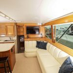 Addiction is a Cavileer 48 Convertible Yacht For Sale in Mission Bay-20