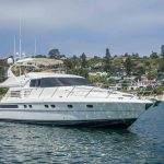 is a Fairline 65 Yacht For Sale in San Diego-1