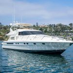 is a Fairline 65 Yacht For Sale in San Diego-5