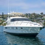 is a Fairline 65 Yacht For Sale in San Diego-3