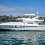 is a Fairline 65 Yacht For Sale in San Diego-2