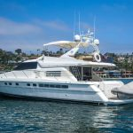 is a Fairline 65 Yacht For Sale in San Diego-4