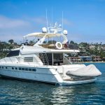 is a Fairline 65 Yacht For Sale in San Diego-7