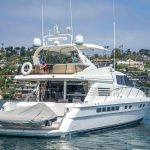 is a Fairline 65 Yacht For Sale in San Diego-6