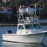 is a Parker 2320 SL Sport Cabin Yacht For Sale in San Diego-3