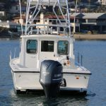 is a Parker 2320 SL Sport Cabin Yacht For Sale in San Diego-7