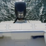 is a Parker 2320 SL Sport Cabin Yacht For Sale in San Diego-11