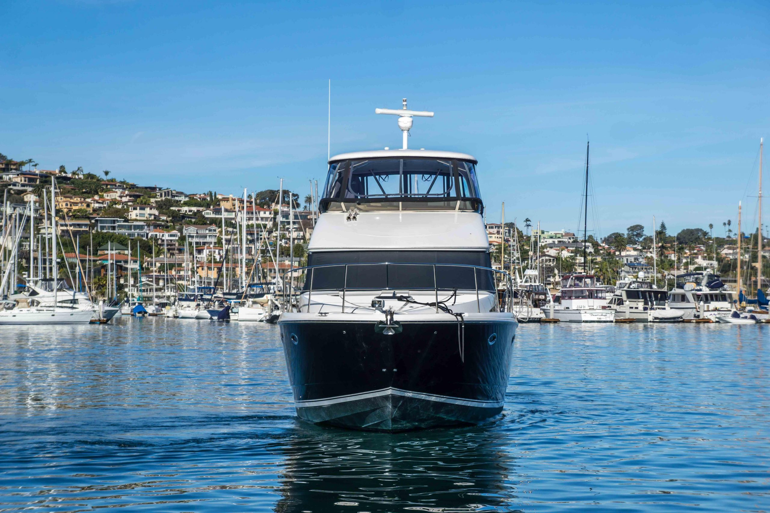 PURA VIDA is a Meridian 441 Sedan Yacht For Sale in San Diego-0