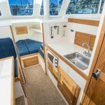 is a Blackman Billfisher 26 Yacht For Sale in San Diego-11