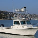is a Parker 2320 SL Sport Cabin Yacht For Sale in San Diego-1