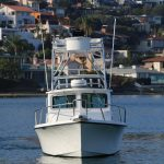 is a Parker 2320 SL Sport Cabin Yacht For Sale in San Diego-2