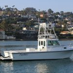 is a Parker 2320 SL Sport Cabin Yacht For Sale in San Diego-4