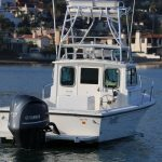 is a Parker 2320 SL Sport Cabin Yacht For Sale in San Diego-5