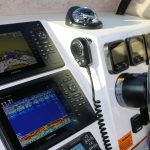 is a Parker 2320 SL Sport Cabin Yacht For Sale in San Diego-18