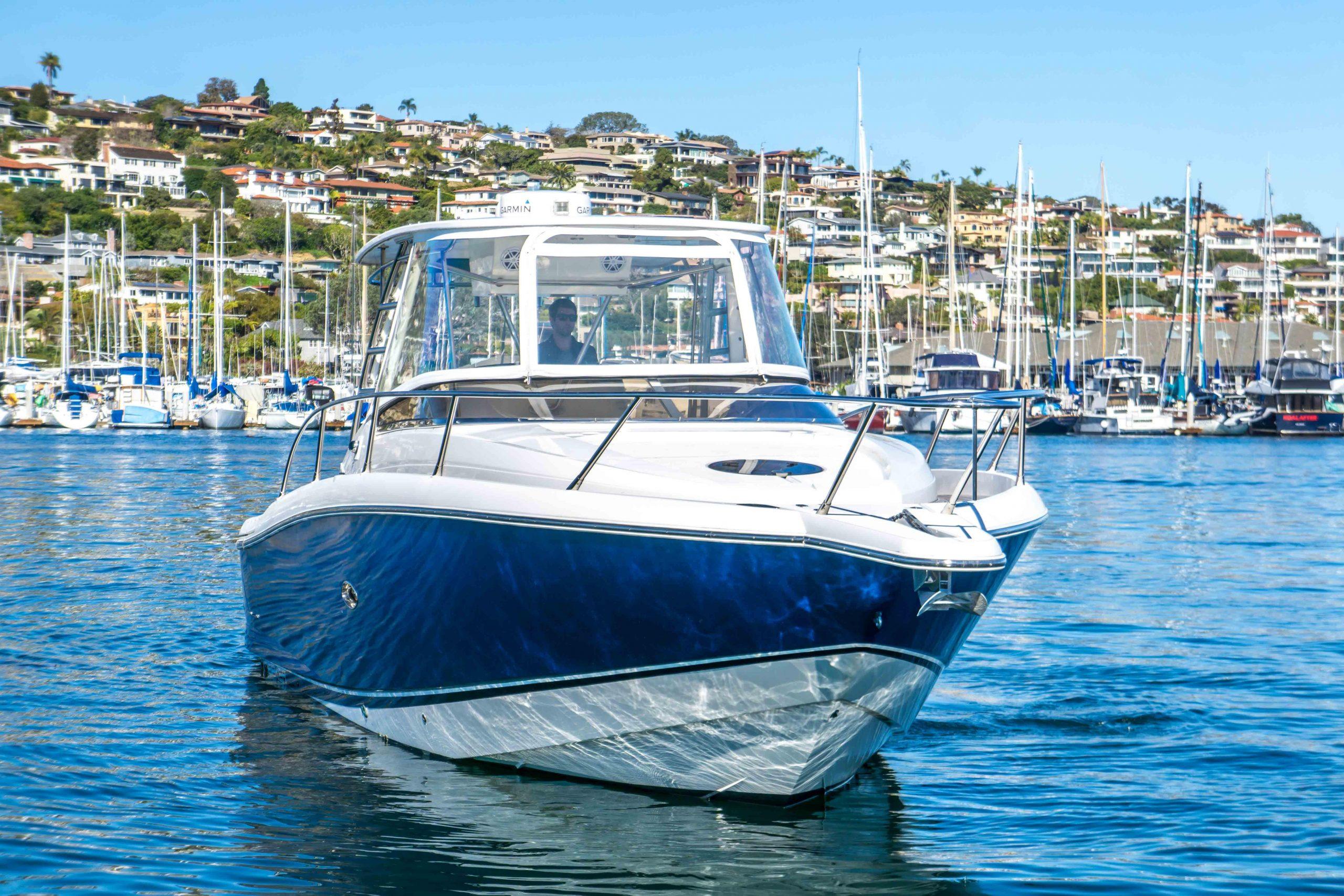 is a Sunseeker Sportfisher 37 Yacht For Sale in San Diego-0