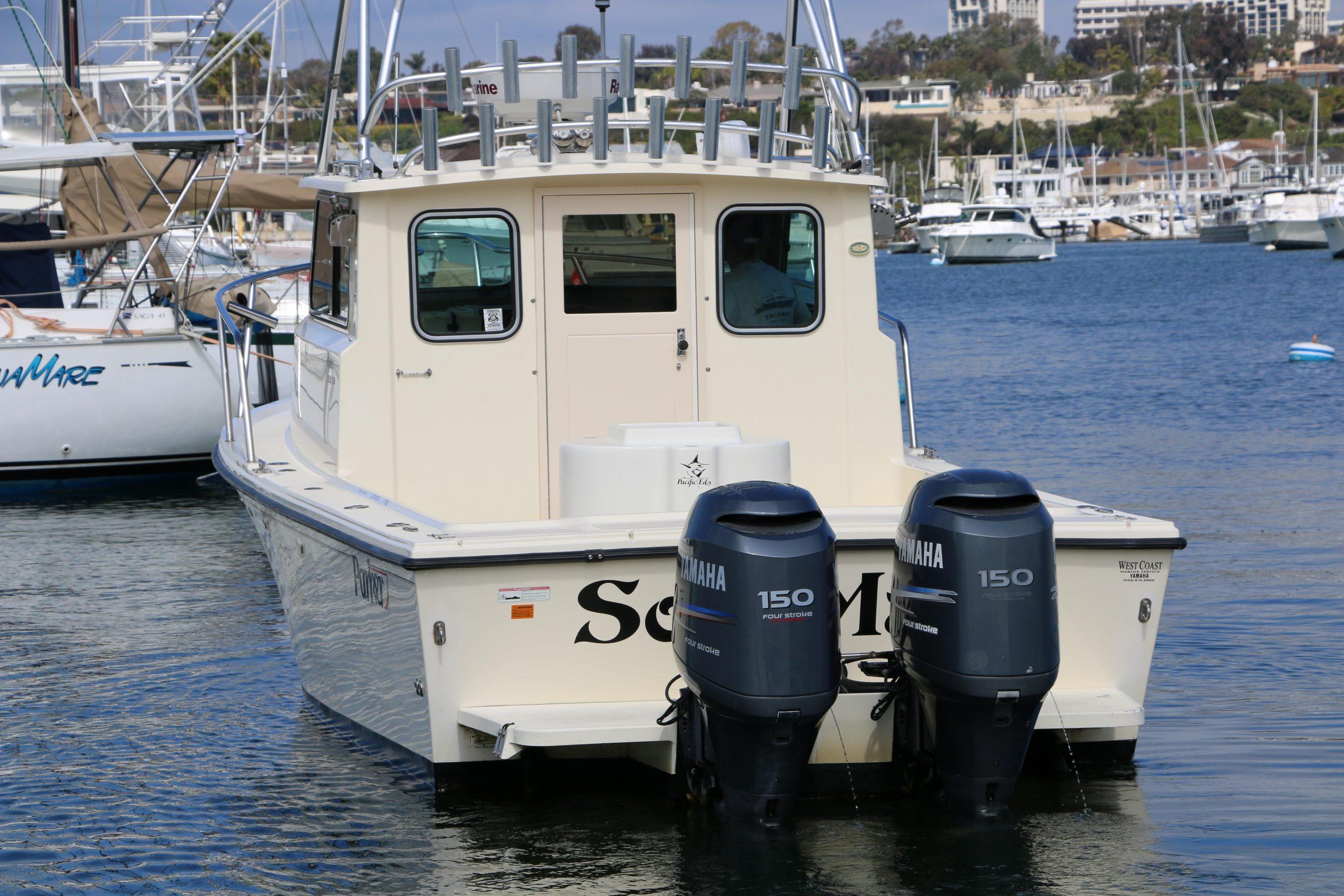 25 ft 2008 Parker 2520 XLD - Kusler Yachts