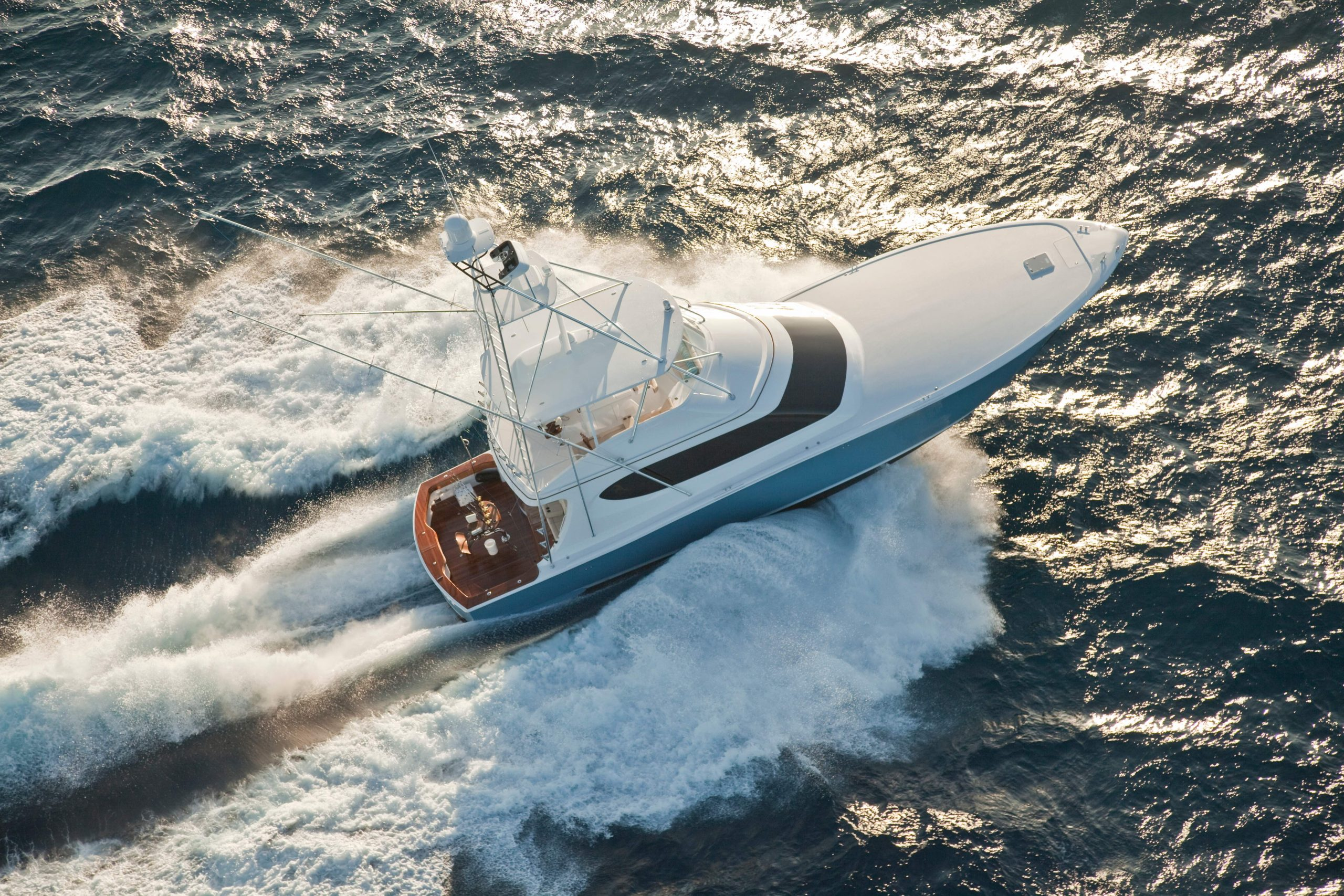 Hatteras GT70 Boat Test and Review by PCS Columnist and