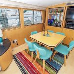 Daydreamer is a Hatteras Cockpit Motor Yacht Yacht For Sale in San Diego-12