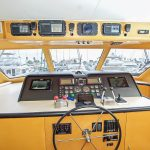 Daydreamer is a Hatteras Cockpit Motor Yacht Yacht For Sale in San Diego-16