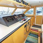 Daydreamer is a Hatteras Cockpit Motor Yacht Yacht For Sale in San Diego-17