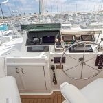 Daydreamer is a Hatteras Cockpit Motor Yacht Yacht For Sale in San Diego-39